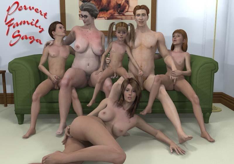 картинки хентай семейного секса