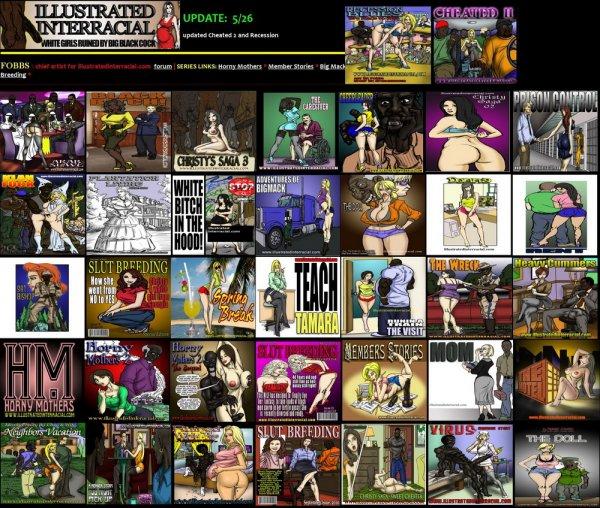 IllustratedInterracial.com SiteRip