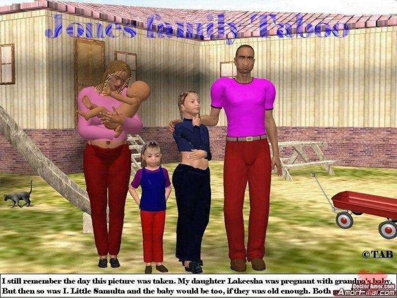 3D Loli] Jones Family Taboo