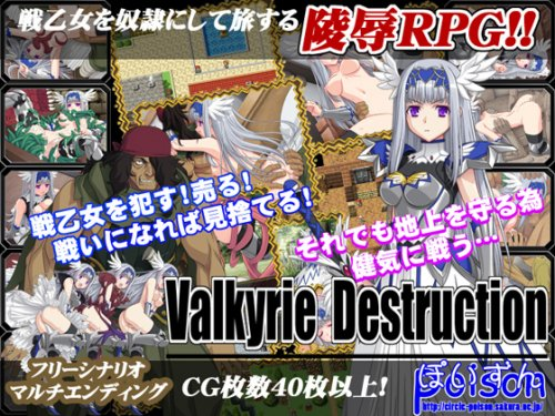 Valkyrie Destruction