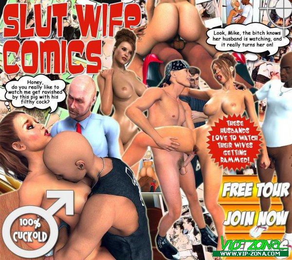 Slut-Wife-Comics.com Full SiteRip