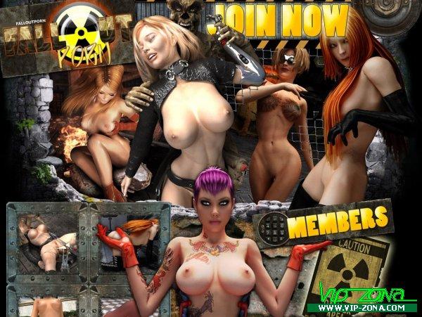 Falloutporn Full SiteRip