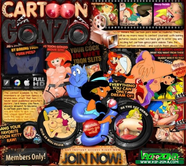 Cartoongonzo.com Full SiteRip