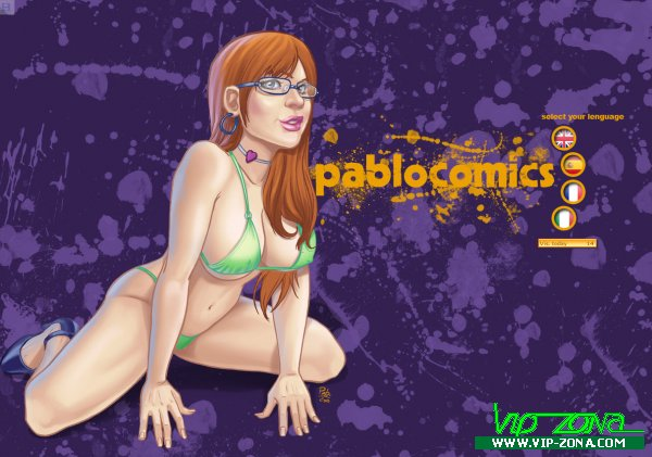 PabloComics.com Full SiteRip