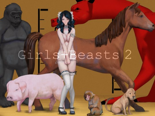 Girls+Beasts 2