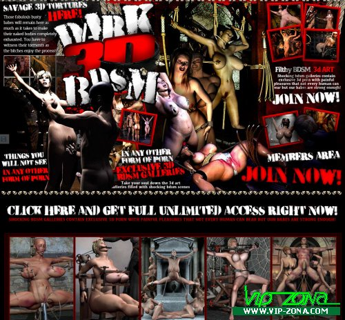 Dark 3D BDSM Full SiteRip