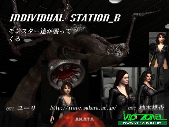 [FLASH] Individual Station_B