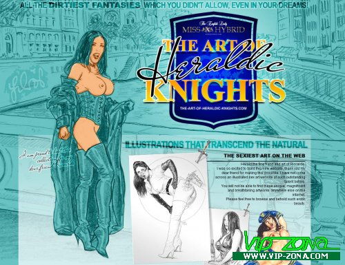 The-Art-of-Heraldic-Knights.com Full SiteRip!