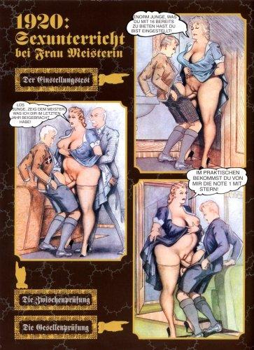[Kurt Marasotti] SexotiC Comic 1
