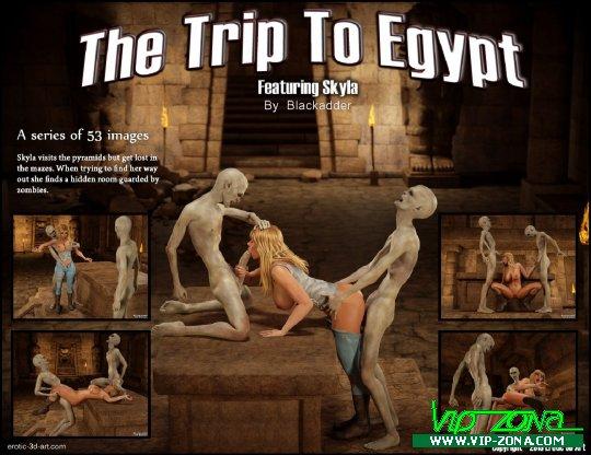 3DThe Trip to Egypt
