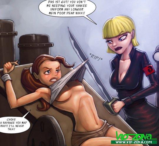The Adventures of Nikki Dynamite