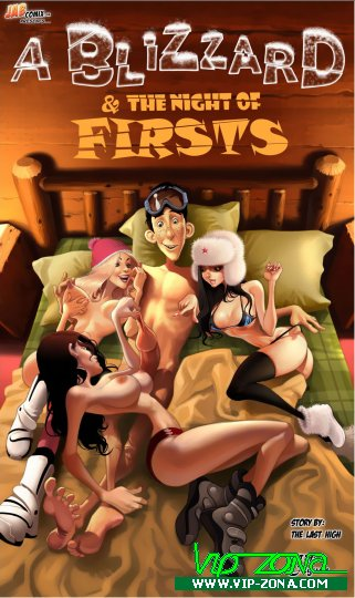 JAB Comix A Blizzard & Night of Firsts