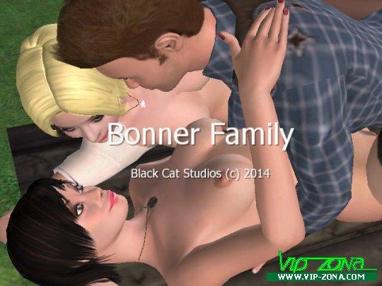 Bonner Family 1-4