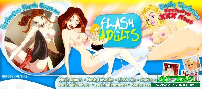 [FLASH] FlashForAdults.com Full SiteRip