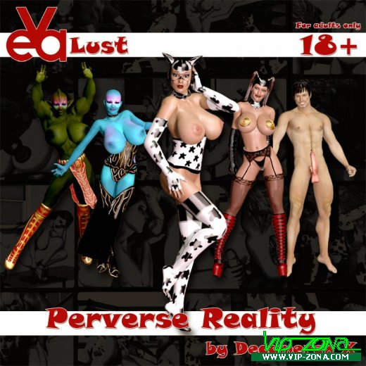 Eva Lust 1 - Perverse Reality