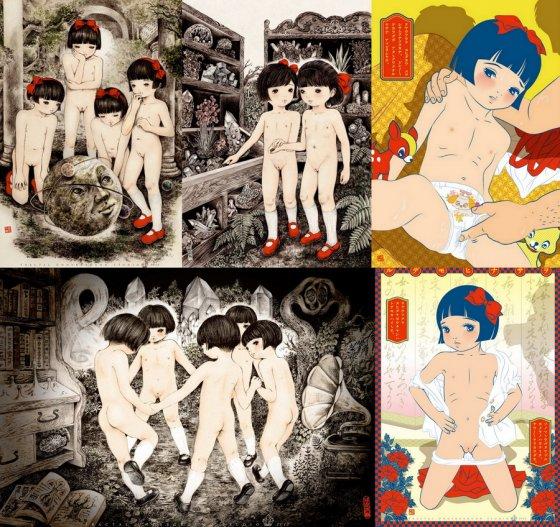[Fractal (Ihitarou) (イヒ太郎)] Loli Art Collection