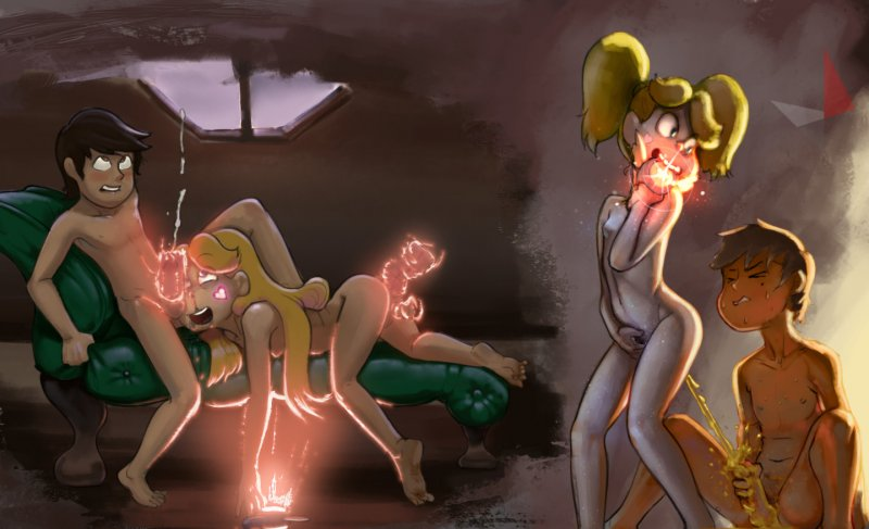 Порно мультик звездная принцесса зла