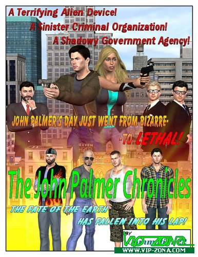 [Commotion22] The John Palmer Chronicles