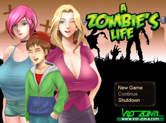 [FLASH]A Zombie's Life Ver0.2.4
