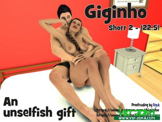 [giginho] Short 2 - An unselfish gift [ENG]
