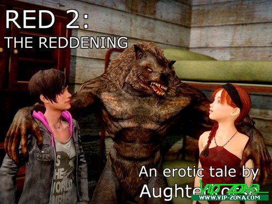Aughterkorse - Red 2- The Reddening