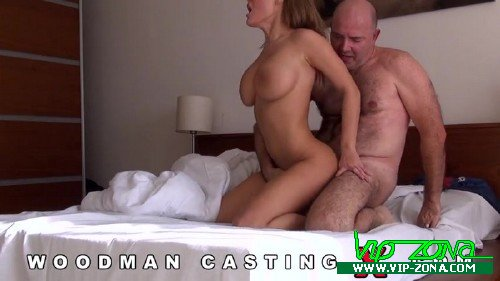 WoodmanCastingX - Viola Bailey - Casting Hard Part 1 [SD 480p]