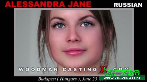 Alessandra Jane - Casting for Alessandra Jane (2014/WoodmanCastingX.com/SD)