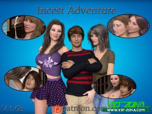 [FLASH] Incest Adventure Ver 1.0 Final