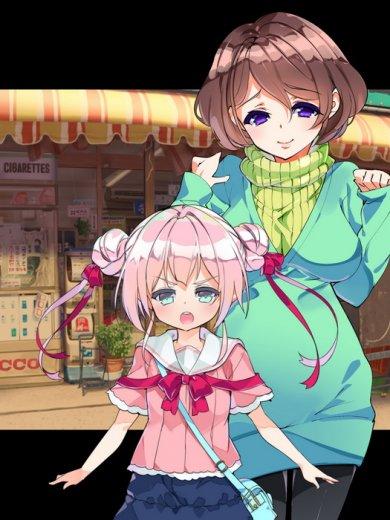 [A-WALKs (Fujishima Sei1go)] Dare demo Ecchi de Yasashii Mama ni Shichau Appli Extra