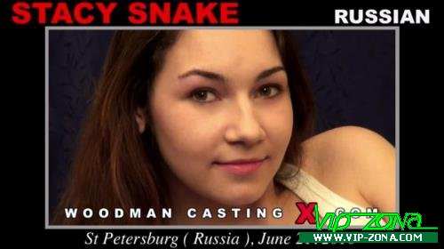 STACY SNAKE - Casting of STACY SNAKE (2013/WoodmanCastingX.com/SD)