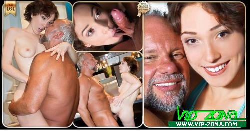 Lily Labeau - Translate Sex for an Old Man (2014/Oldje.com/HD)