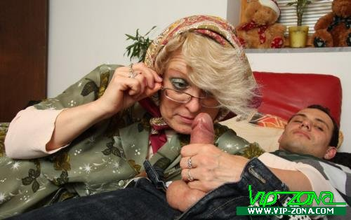Milf - A Lucky Find In The Country (2017/Grannybet.com/FullHD)