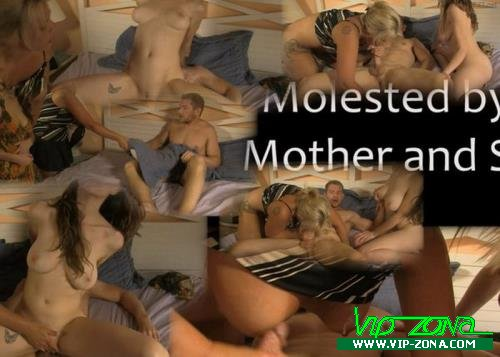 Molly Jane - Molested by my Mother and Sister (2015/FamilyTherapy.com/Clips4sale.com/HD)