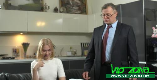 Via Lasciva - Old teacher treats her sexy student properly. (2018/TrickyOldTeacher.com/SD)