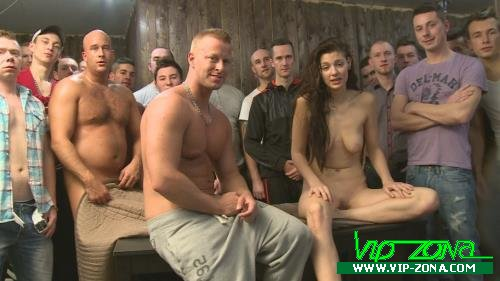 Katerina - Czech GangBang 18 - Part 2 (2018/HD)