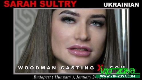 Sarah Sultry - An ukrainian girl, Sarah Sultry has an audition with Pierre Woodman (2018/SD)