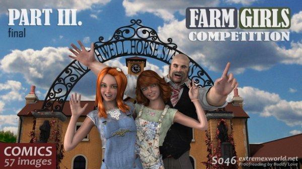[ExtremeXWorld] Farm Girls Competition 3