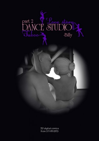 (Starkers) Dance studio Part 2 Billy (comic, eng, full)